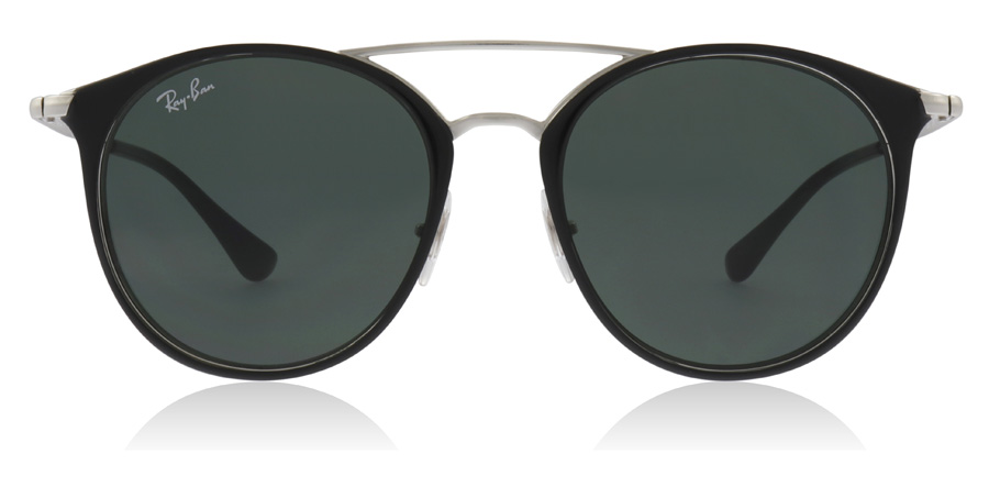 Ray-Ban Junior RJ9545S 7-10 Years Zilver / Zwart 271/71 47mm