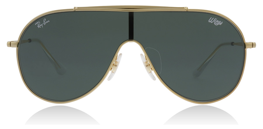 Ray-Ban Junior RJ9546S Goud 223/71 20mm