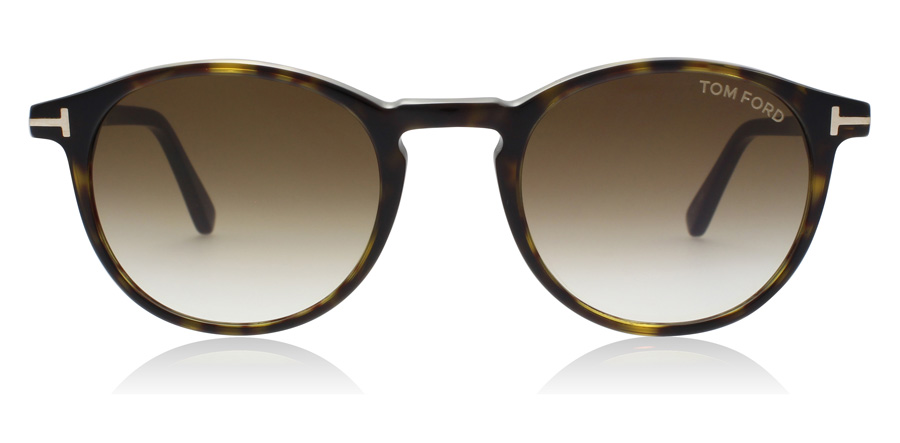 Tom Ford Andrea FT0539 Havana 52F 48mm
