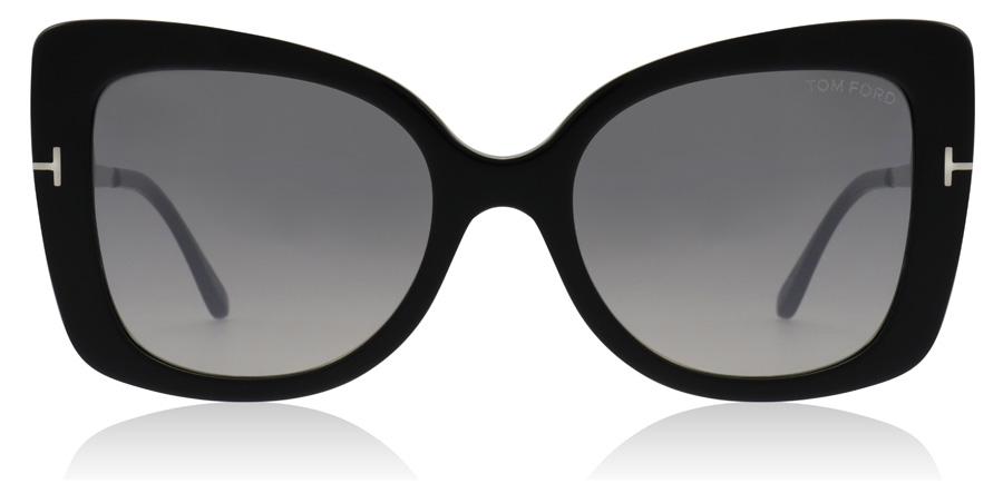 Tom Ford Gianna FT0609 Glanzend zwart 01C 54mm