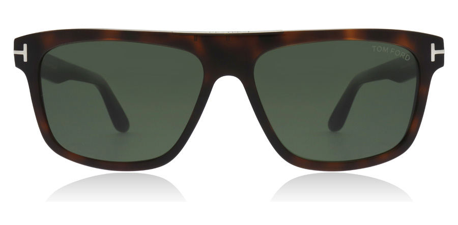 Tom Ford Cecilio FT0628 Donker Havana 52N 57mm