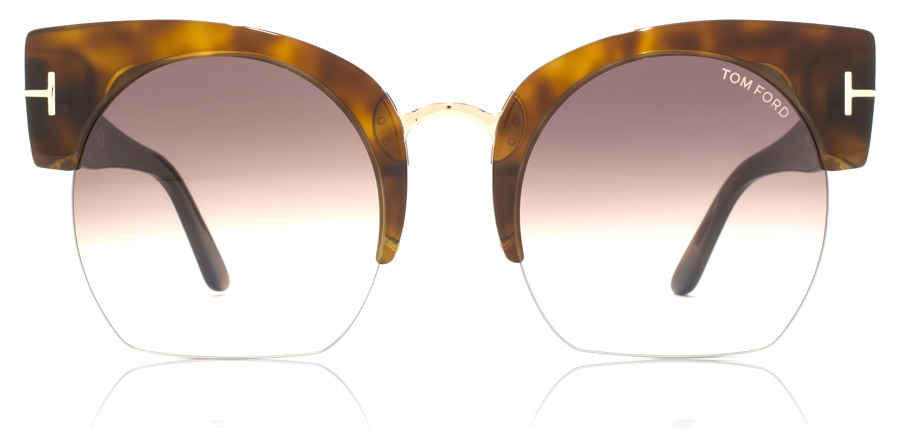 Tom Ford FT0552 Savannah Blonde Havana 53F 55mm