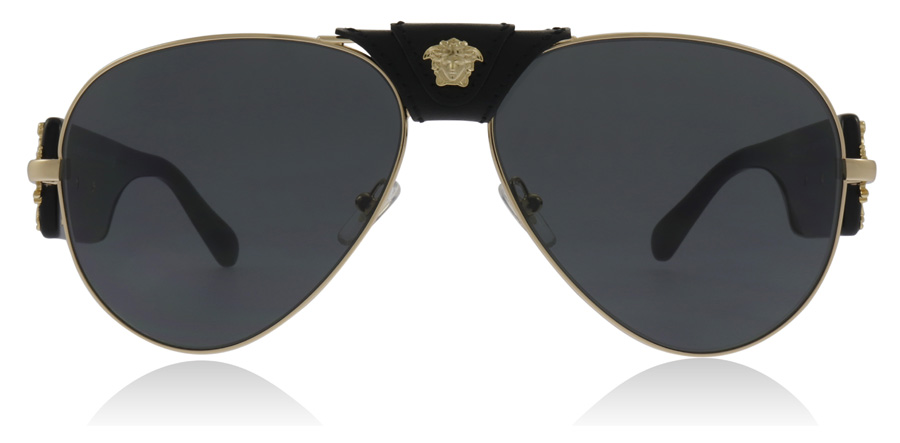 Versace VE2150Q Goud 100287 62mm