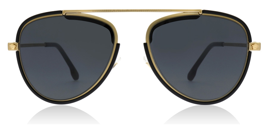 Versace VE2193 Tribute Gold / Black 142887 56mm