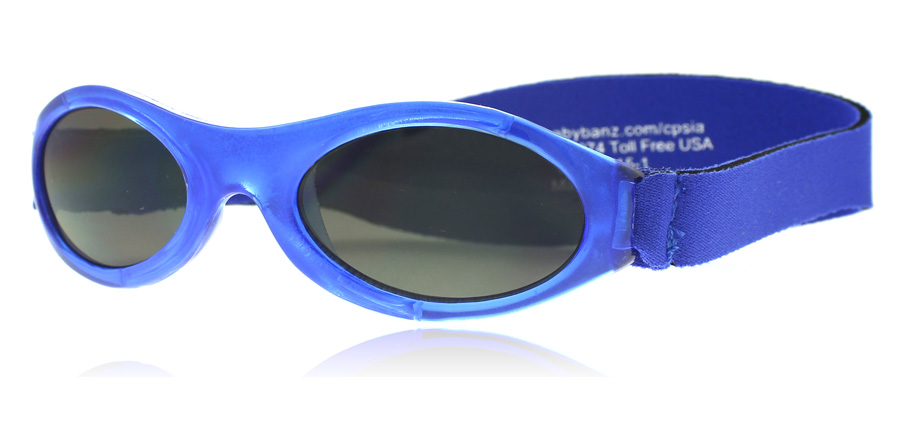 Baby Banz Adventure 0-2 Years Blauw 45mm