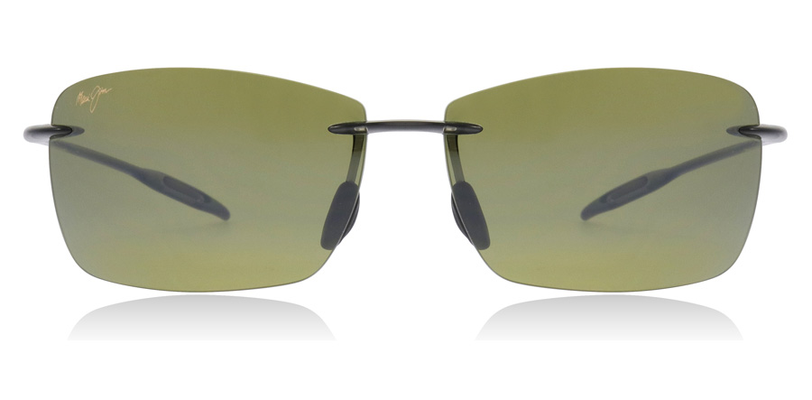 Maui Jim Lighthouse HT423-11 Grijs Smoke PC-BG 65mm Gepolariseerd