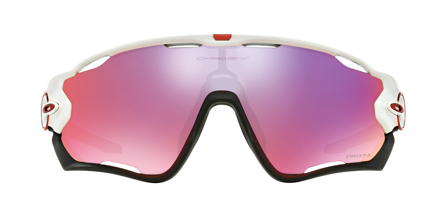 Oakley Jawbreaker OO9290-05 Glanzend Wit 78mm