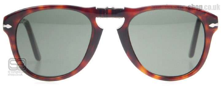 Persol PO0714 PO0714SM Tortoise Rood 24/31 52mm