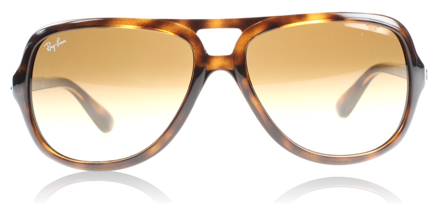 Ray-Ban RB4162 4162 Tortoise 710/51 59mm