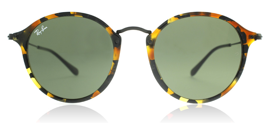 Ray-Ban RB2447 Gevlekt Zwart Havana 1157 49mm