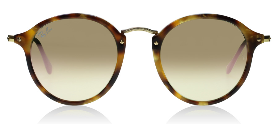 Ray-Ban RB2447 Havana - Goud 11607O 49mm