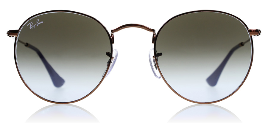 Ray-Ban RB3447 Glanzend Donker Brons 9003/96 50mm