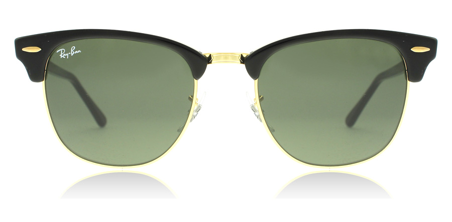 Ray-Ban RB3016 Zwart W0365 51mm