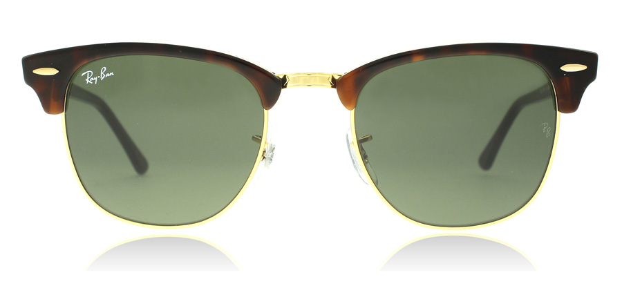 Ray-Ban RB3016 Goud / Tortoise W0366 51mm
