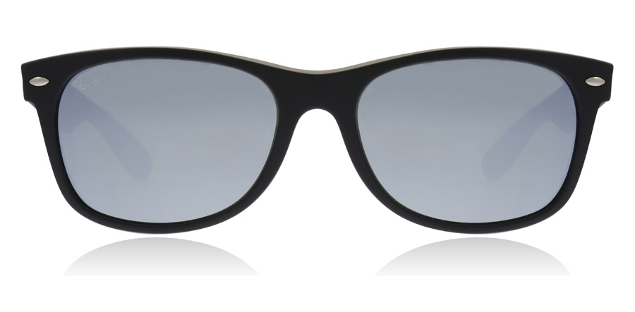 Ray-Ban RB2132 Mat Zwart 622/30 55mm