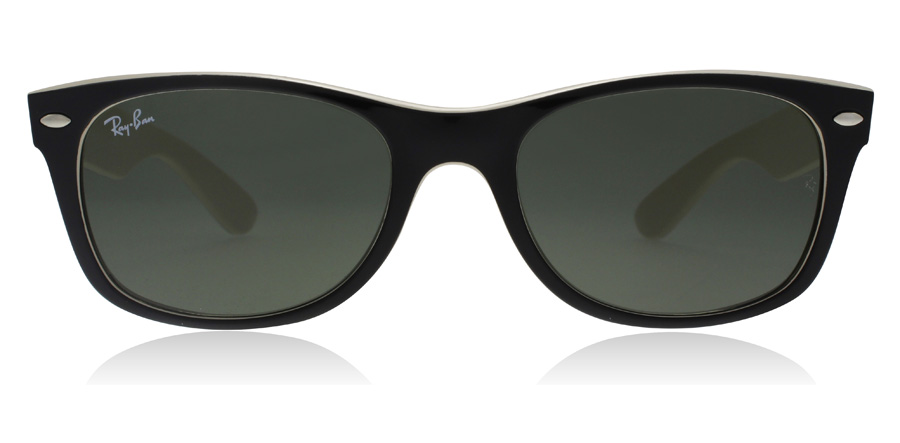 Ray-Ban New Wayfarer RB2132 Zwart 2132 875 52mm