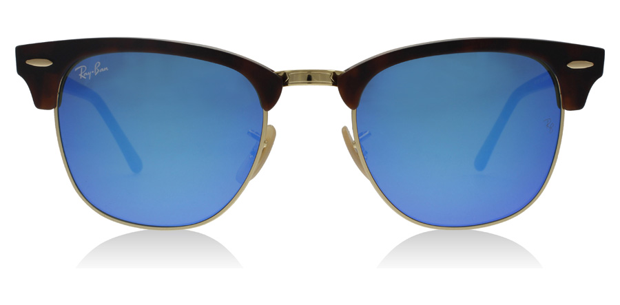 Ray-Ban RB3016 Tortoise/Goud 114517 49mm