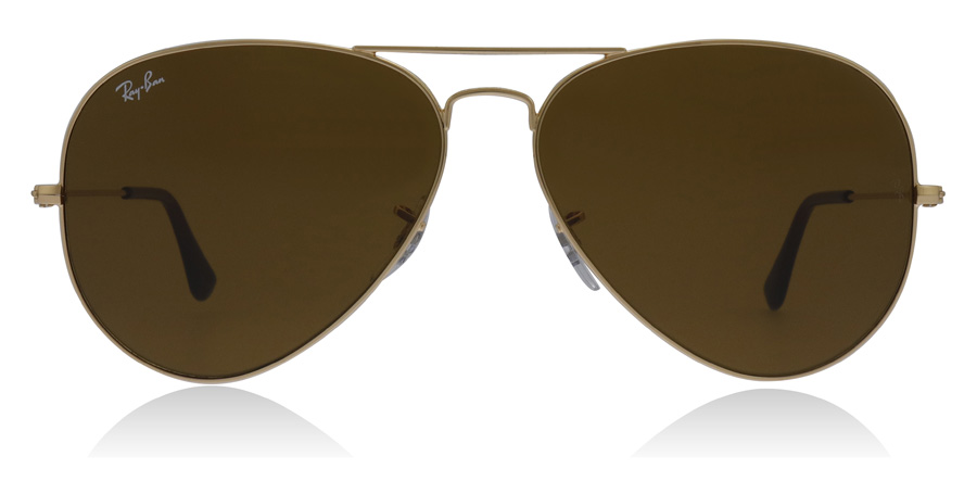 Ray-Ban RB3025 Goud 001/33 58mm