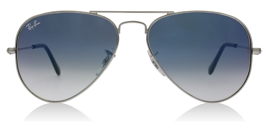 Ray-Ban RB3025 Zilver 003/3F 62mm