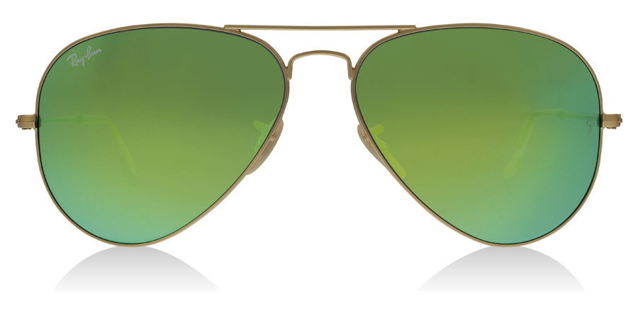 Ray-Ban RB3025 Mat Goud 112/19 58mm