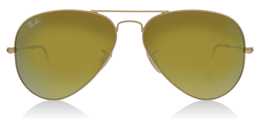 Ray-Ban RB3025 Goud 112/93 58mm