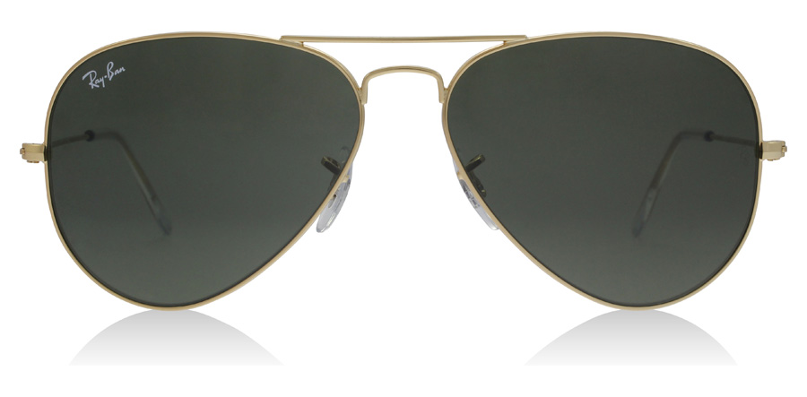 Ray-Ban RB3025 Goud L0205 58mm