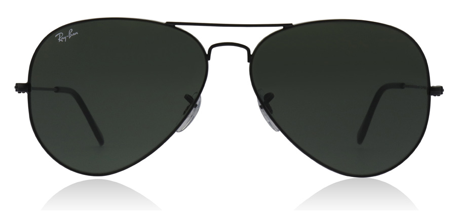 Ray-Ban Aviator RB3026 Zwart L2821 62mm