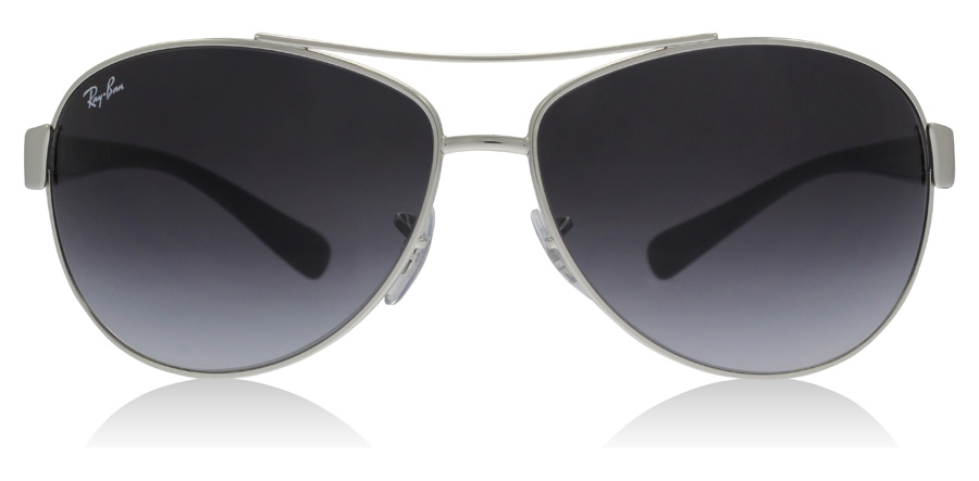 Ray-Ban RB3386 Zilver 003/8G 63mm