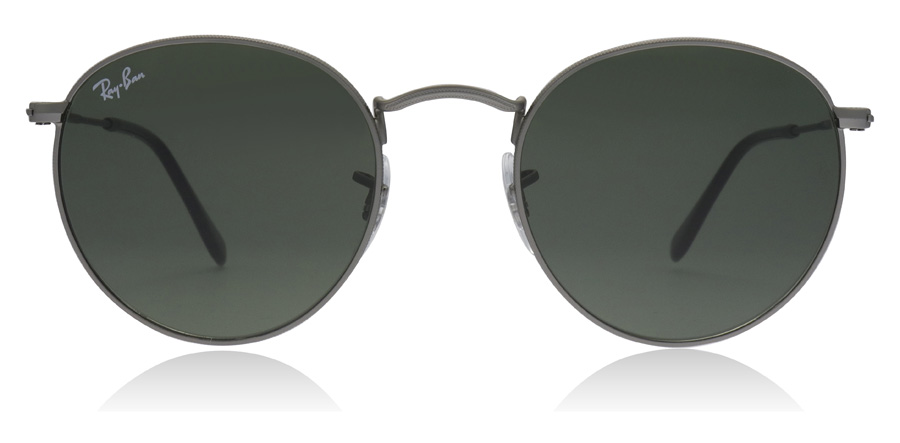 Ray-Ban RB3447 Mat Gunmetal 029 50mm