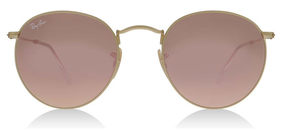 Ray-Ban RB3447 Mat Goud 112/Z2 50mm