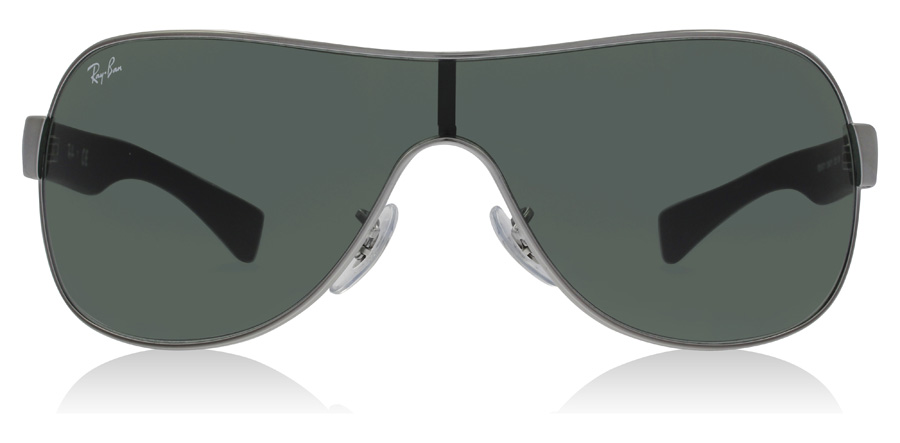 Ray-Ban RB3471 Zilver 004/71 32mm