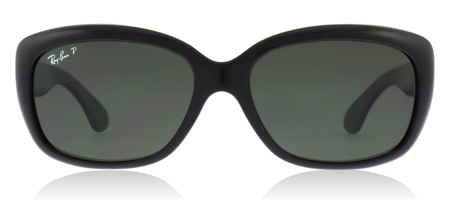 330de1939713ac Ray-Ban Jackie Ohh Zonnebrillen   Jackie Ohh Zwart Kristal RB4101 ...