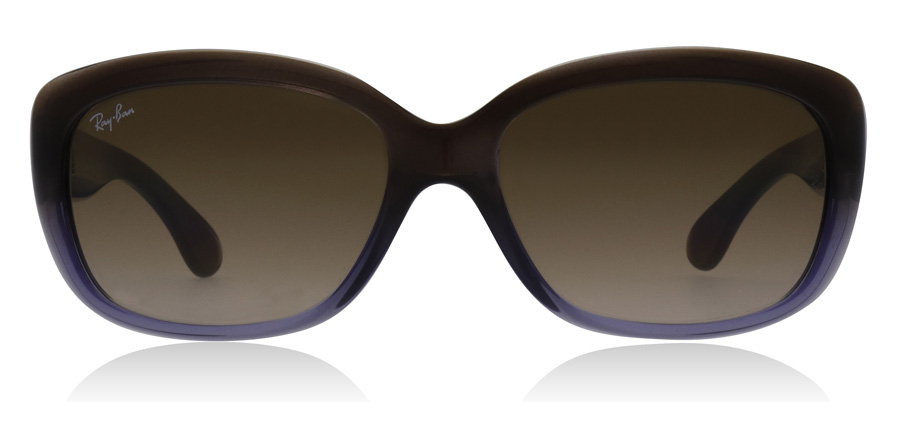 Ray-Ban Jackie Ohh RB4101 Bruin 860/51 58mm