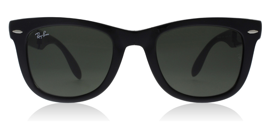 Ray-Ban RB4105 Folding Zwart 601 50mm