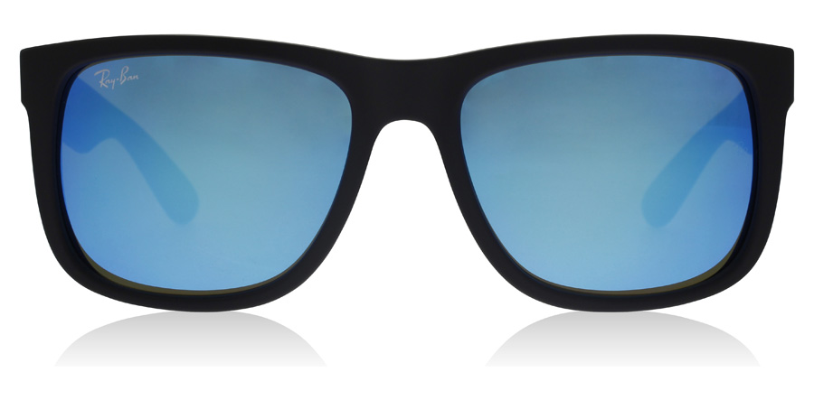 Ray-Ban Justin RB4165 Zwart 622/55 54mm