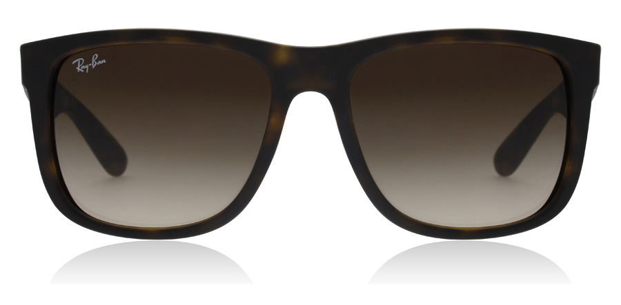Ray-Ban Justin RB4165 Licht Havana 710/13 55mm