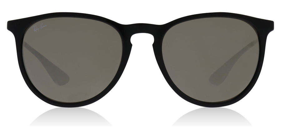 Ray-Ban Erika RB4171 Glanzend Zwart 601/5A 54mm