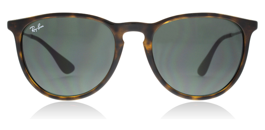 Ray-Ban Erika RB4171 Tortoise - Gunmetal 710/71 54mm