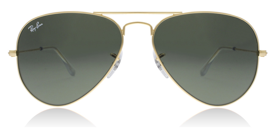 Ray-Ban RB3025 Arista Goud W3234 55mm