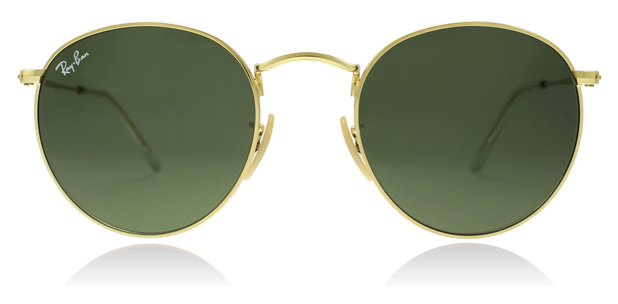 Ray-Ban RB3447 Goud 001 47mm
