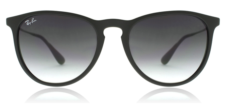 Ray-Ban Erika RB4171 Mat Zwart 622/8G 54mm