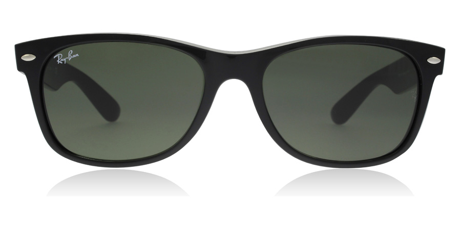 Ray-Ban New Wayfarer RB2132 Zwart 901L 55mm