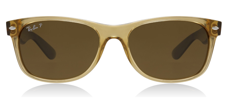 Ray-Ban RB2132 New Wayfarer Honing 945/57 55mm Gepolariseerd