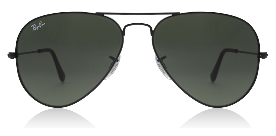Ray-Ban RB3025 Zwart L2823 58mm