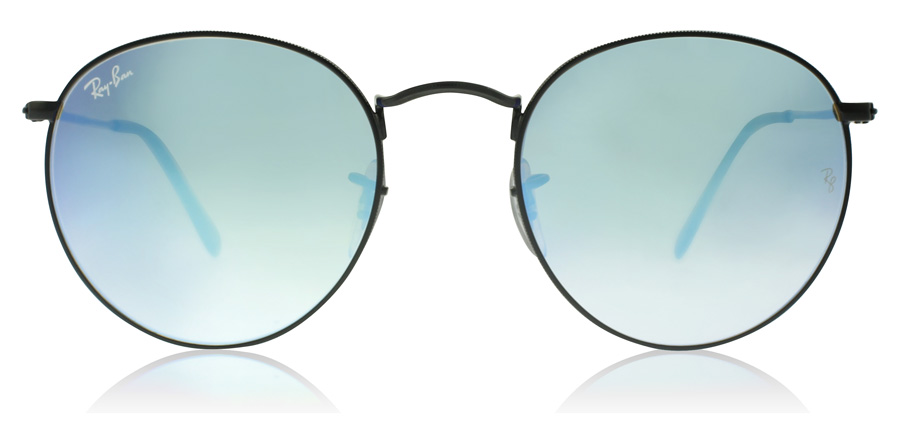 Ray-Ban RB3447 Zwart 002/4O 50mm