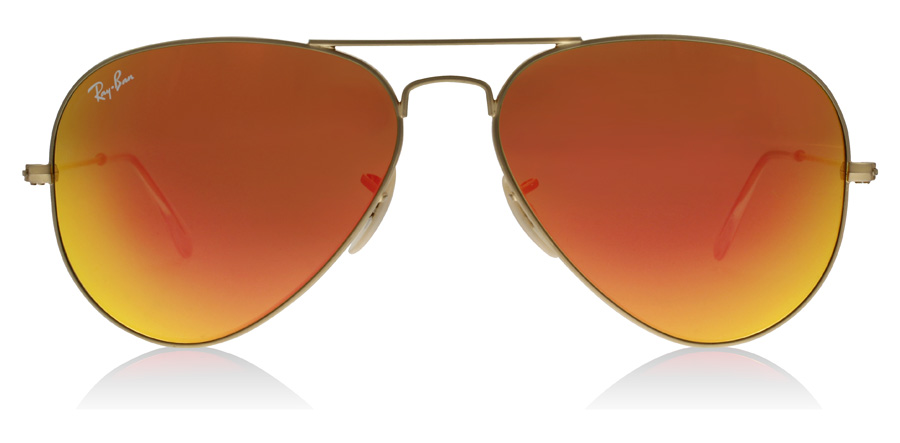 Ray-Ban Aviator RB3025 Mat Goud 11269 62mm