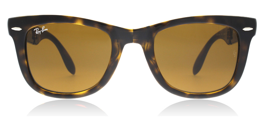 Ray-Ban RB4105 Folding Licht Havana / Kristal 710 50mm