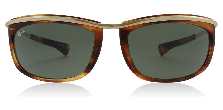 Ray-Ban Olympian I RB2319 Stripped Havana 954/31 62mm