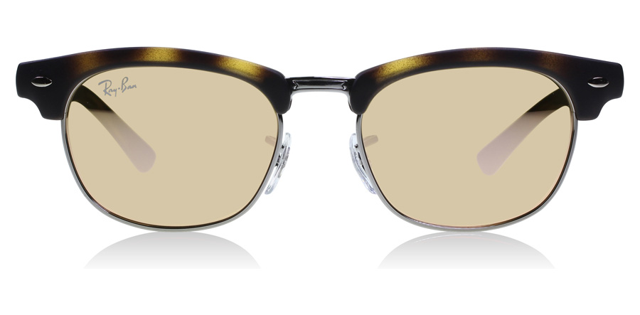 Ray-Ban Junior RJ9050S 4-8 Years Mat Havana 70182Y 45mm