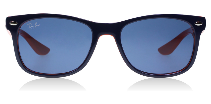 Ray-Ban Junior RJ9052S 8-12 Years Blauw / Oranje 178/80 47mm
